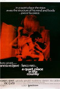 A Quiet Place in the Country (1968) Poster