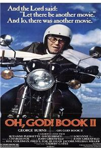 Oh, God! Book II (1980) Poster