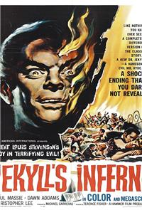 The Two Faces of Dr. Jekyll (1960) 1080p Poster