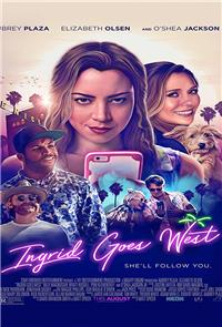 Ingrid Goes West (2017) 1080p Poster