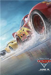Cars 3 (2017) 1080p Poster