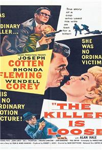 The Killer Is Loose (1956) 1080p Poster