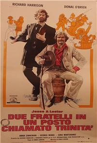 Two Brothers in Trinity (1972) Poster
