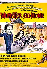 Munster, Go Home! (1966) Poster