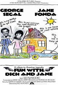 Fun with Dick and Jane (1977) Poster