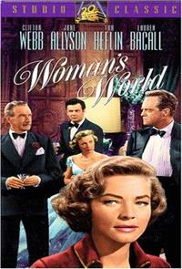 Woman's World (1954) Poster