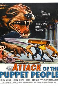 Attack of the Puppet People (1958) 1080p Poster