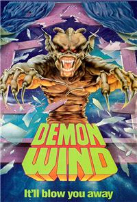 Demon Wind (1990) Poster