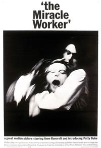 The Miracle Worker (1962) Poster