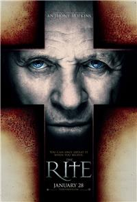 The Rite (2011) 1080p Poster