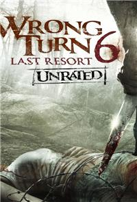Wrong Turn 6: Last Resort (2014) Poster