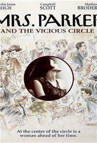 Mrs. Parker and the Vicious Circle (1994) Poster