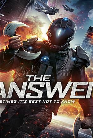 The Answer (2015) 1080p Poster