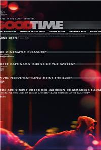 Good Time (2017) 1080p Poster