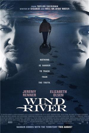 Wind River (2017) 1080p Poster