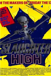 Slaughter High (1986) 1080p Poster