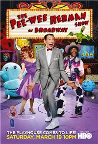 The Pee-Wee Herman Show on Broadway (2011) Poster