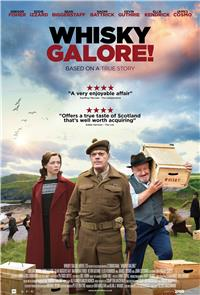 Whisky Galore (2016) 1080p Poster