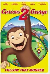 Curious George 2: Follow That Monkey! (2009) Poster