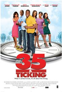 35 and Ticking (2011) Poster