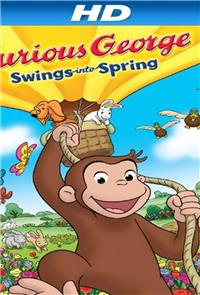 Curious George Swings Into Spring (2013) Poster
