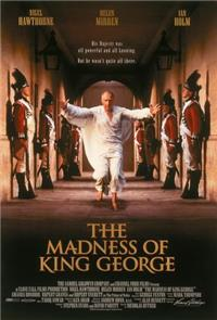 The Madness of King George (1994) Poster