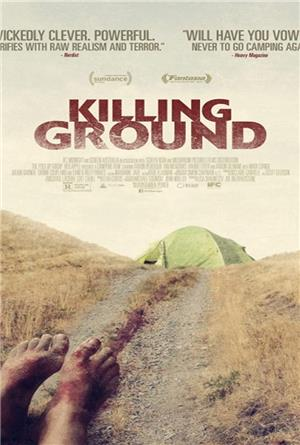 Killing Ground (2017) Poster