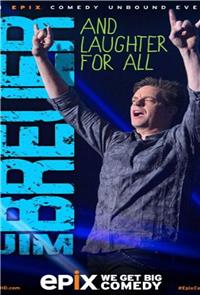 Jim Breuer: And Laughter for All (2013) Poster