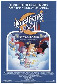 Care Bears Movie II: A New Generation (1986) Poster