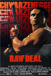Raw Deal (1986) 1080p Poster