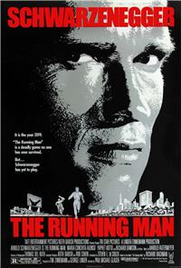 The Running Man (1987) 1080p Poster