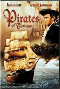 Pirates of Tortuga (1961) Poster