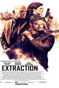 Extraction (2015) Poster