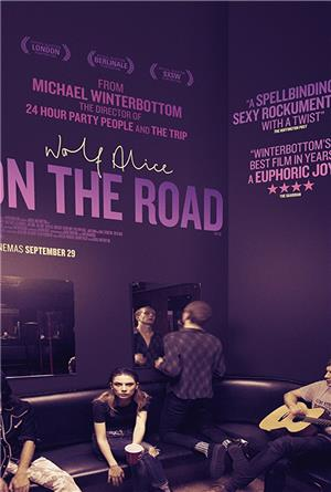 On the Road (2016) Poster