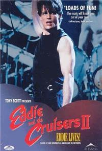 Eddie and the Cruisers II: Eddie Lives! (1989) Poster