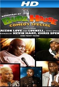 Backstage at Budz House (2012) Poster