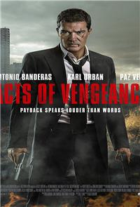 Acts of Vengeance (2017) poster
