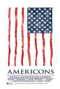 Americons (2015) Poster