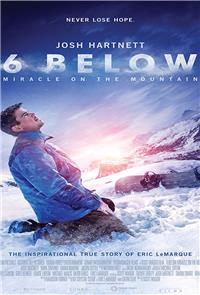 6 Below: Miracle on the Mountain (2017) Poster