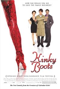 Kinky Boots (2005) 1080p Poster