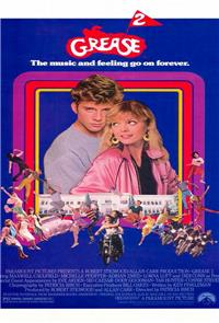 Grease 2 (1982) Poster