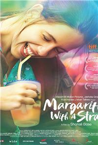 Margarita, with a Straw (2014) Poster