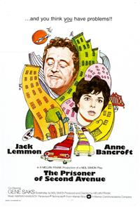 The Prisoner of Second Avenue (1975) Poster