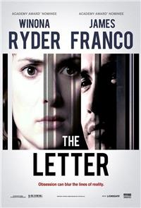 The Letter (2012) poster