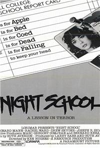Night School (1981) Poster