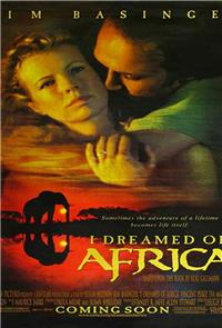 I Dreamed of Africa (2000) Poster