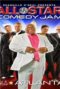 Shaquille O'Neal All-Star Comedy Jam Live from Atlanta (2013) Poster