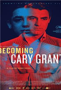 Becoming Cary Grant (2016) Poster