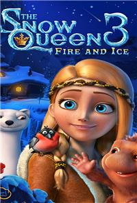 The Snow Queen 3: Fire and Ice (2016) 1080p Poster