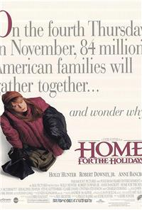 Home for the Holidays (1995) Poster